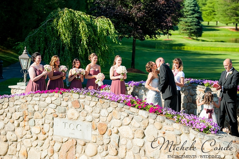 Tewksbury Country Club Wedding Michele Conde Photography Ma Machusetts Photographer Www Micheleconde