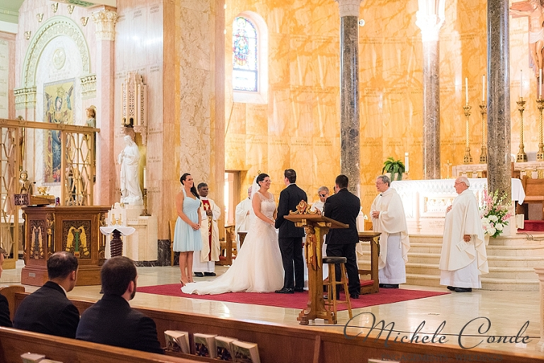 Nahant Country Club Wedding Photos Aqua Pink Massachusetts Michele Conde Photography 37