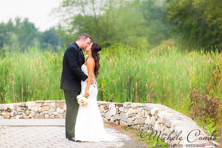 Merrimack Valley Golf Club Wedding Methuen MA Lowell Massachusetts Photographer Michele Conde Photography Country