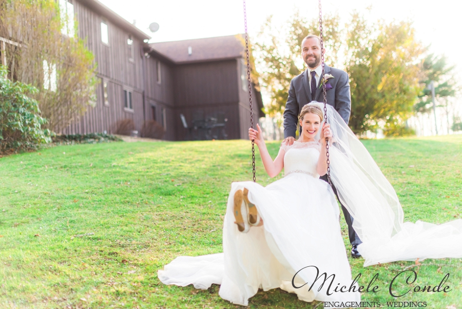 Rustic Fall Zukas Hilltop Barn Wedding Lauren Tyler