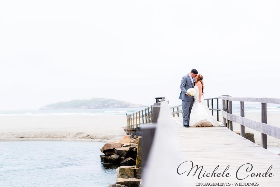 Beach Wedding North Shore Massachusetts