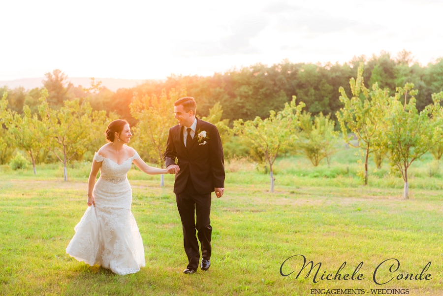 Apple Hill Farm Wedding - Leominster, MA: Julienne + Bryan ...