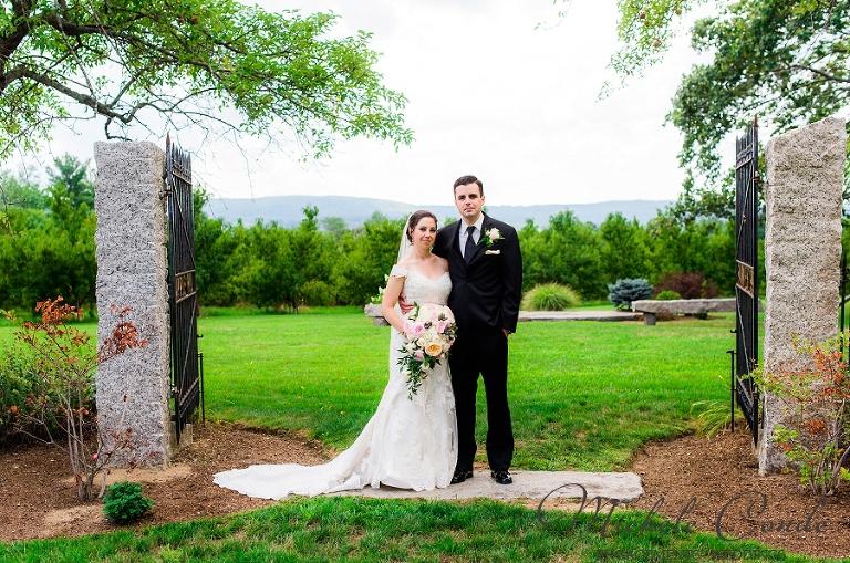 Hilltop farm woodford wedding