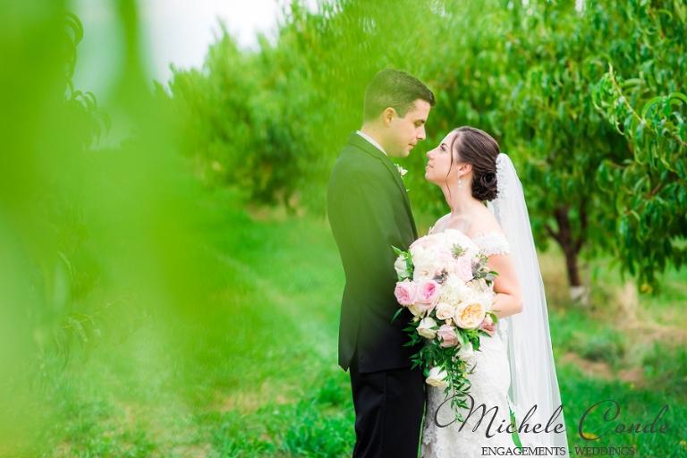 Apple Hill Farm Wedding Leominster Ma Julienne Bryan