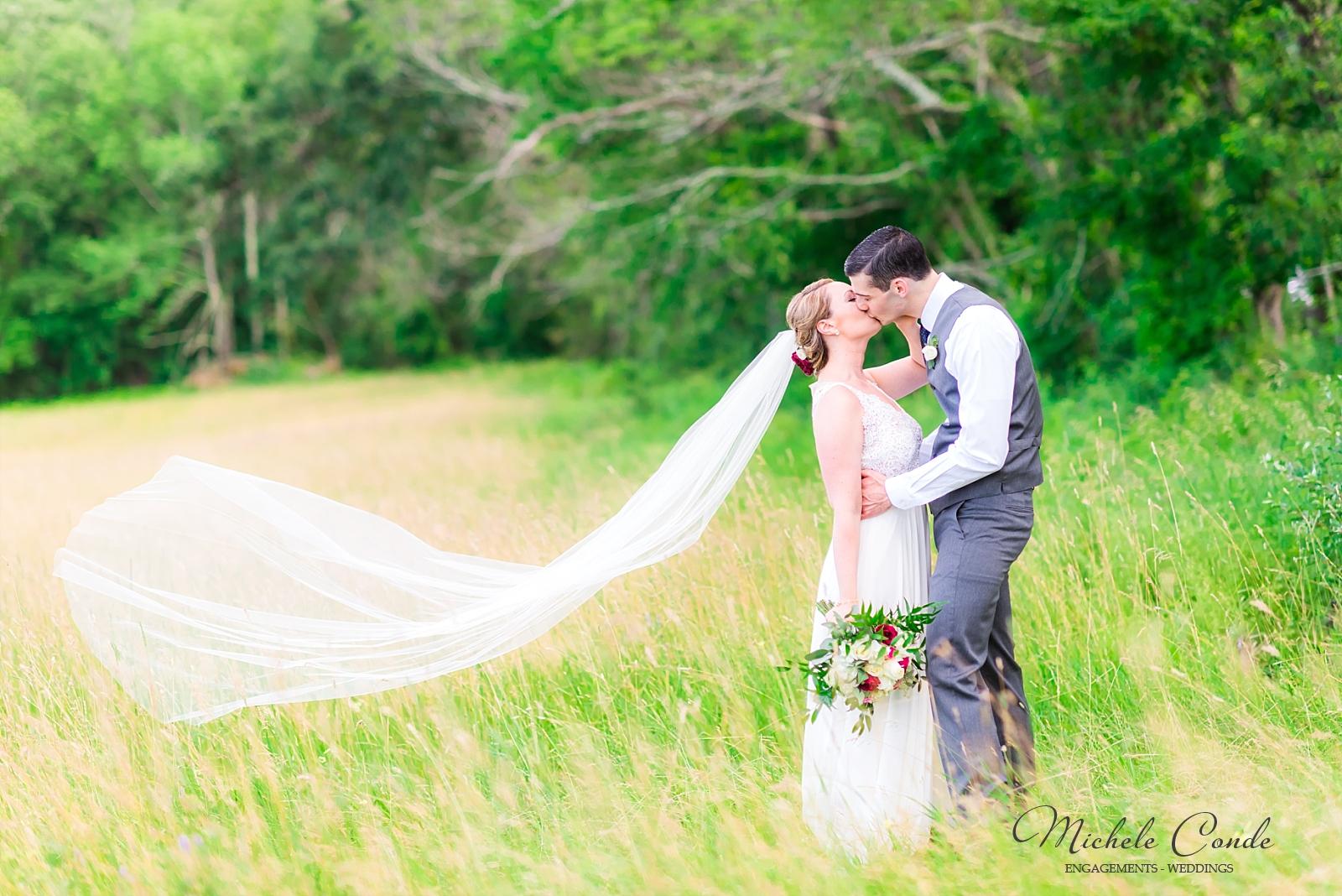 Caryn bell wedding