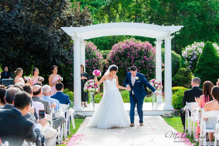 The Villa East Bridgewater Wedding Ma